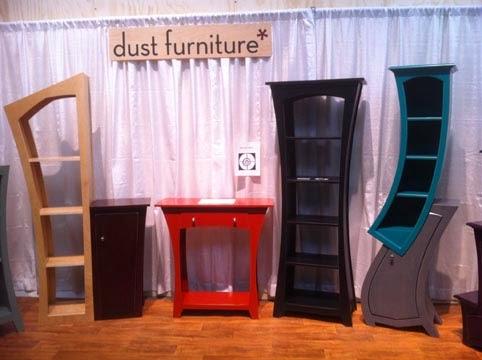 Muebles de diseño de Dust Furniture