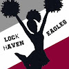 LHU Cheerleader