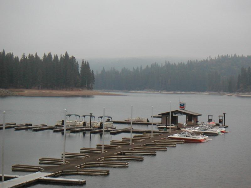 Bass Lake Powerhouse Double Century • Bass Lake