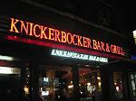 The Knickerbocker Bar & Grill!