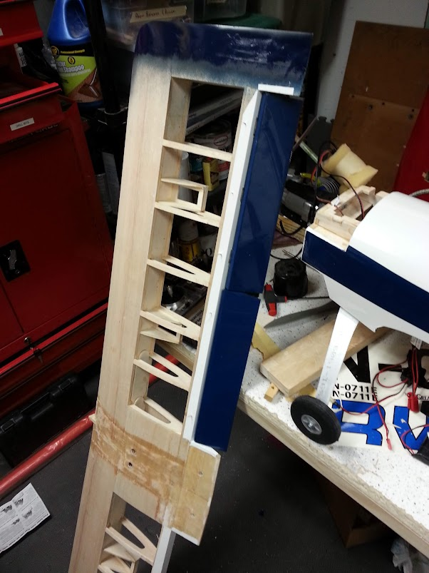 Great Planes Rv 4 Build W Pictures Page 2 Rcu Forums