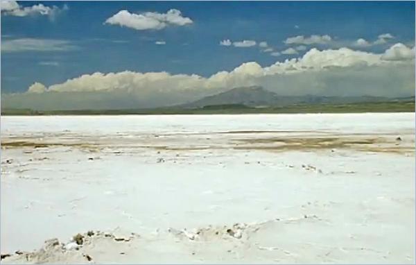 Sizilien war vor 5 Millionen ein Berg in einer Salzwüste