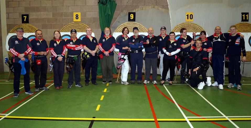Chester Indoor Team 2015