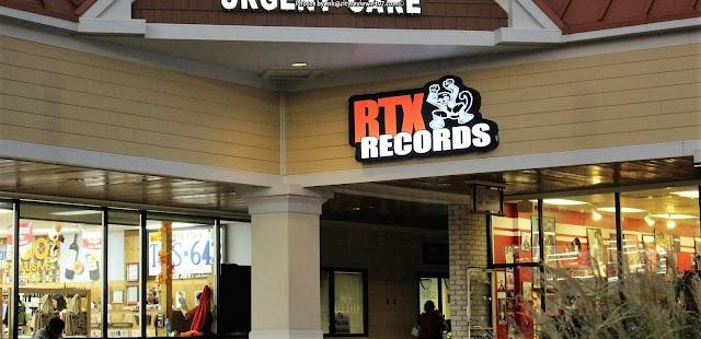 Record & Tape Exchange