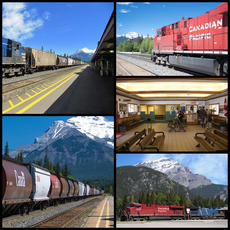 Banff Railway Station