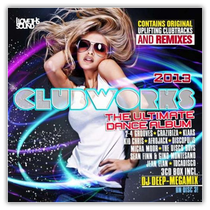 1 VA Clubworks 2013: The Ultimate Dance Album (2013)