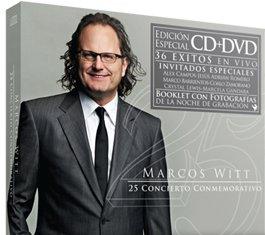 Marcos Witt - 25 Años Concierto Conmemorativo (Full DVD)