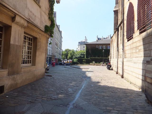 Rue des Barres, Rue du Grenier, París, Elisa N, Blog de Viajes