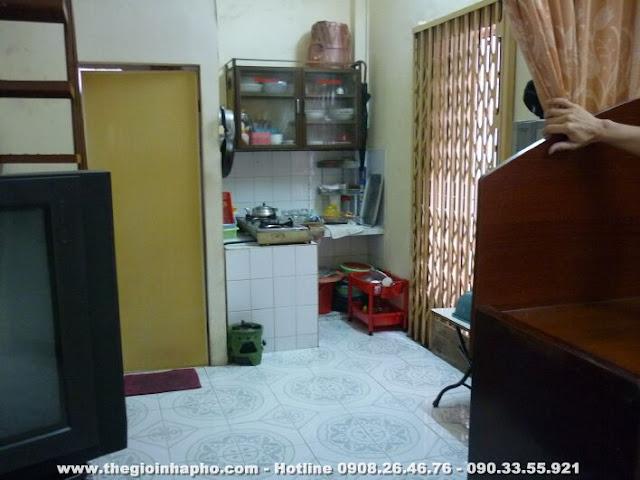 Bán nhà Nguyễn Thượng Hiền , Quận 3 giá 1, 6 tỷ   NT127