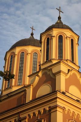 Church in Sarajevo Bosnia