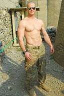 Hot Muscle Men in Uniform
