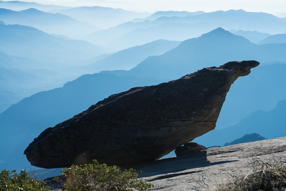 Hanging Rock, Sequoia NP, California