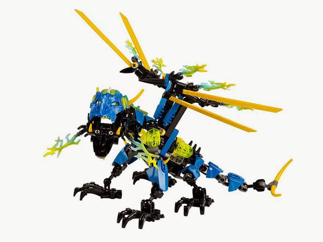 44009 レゴ ヒーローファクトリー ドラゴンボルト