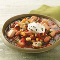 Weight Loss Recipes : Chipotle Chicken Soup