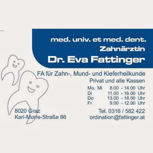 Dr. Eva Fattinger, Karl-Morre-Straße 86, 8020 Graz, Österreich, Zahnarzt, state Steiermark