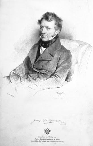 Franz Grillparzer title=
