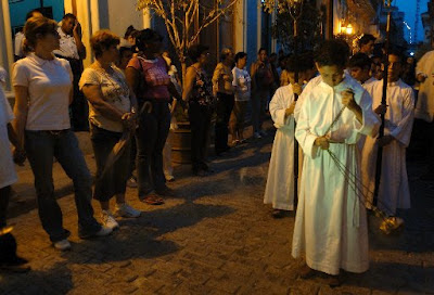Pope Benedict calls for further lifting of restrictions on Cuban Christians