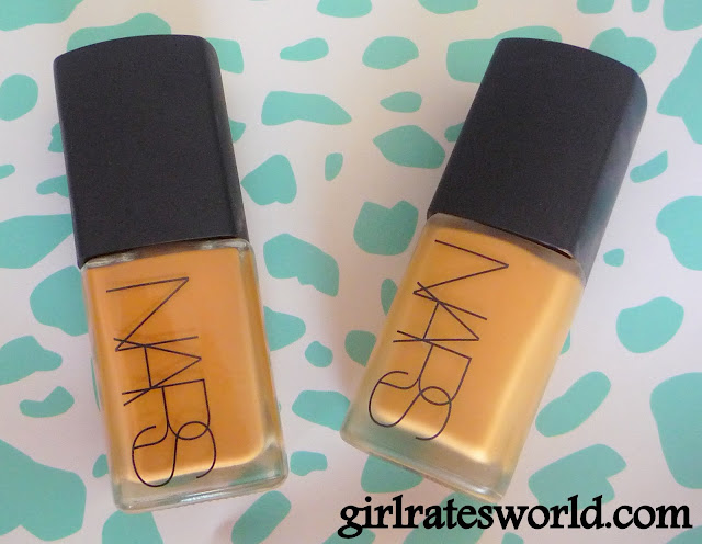 NARS Sheer Foundation Review