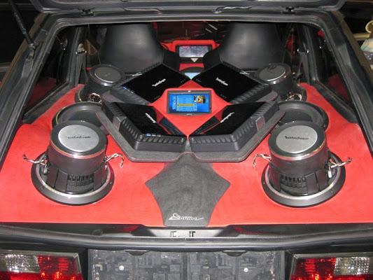 Sound on Wheels | Car HiFi, Gewerbepark Ost 5, 4846 Redlham, Austria
