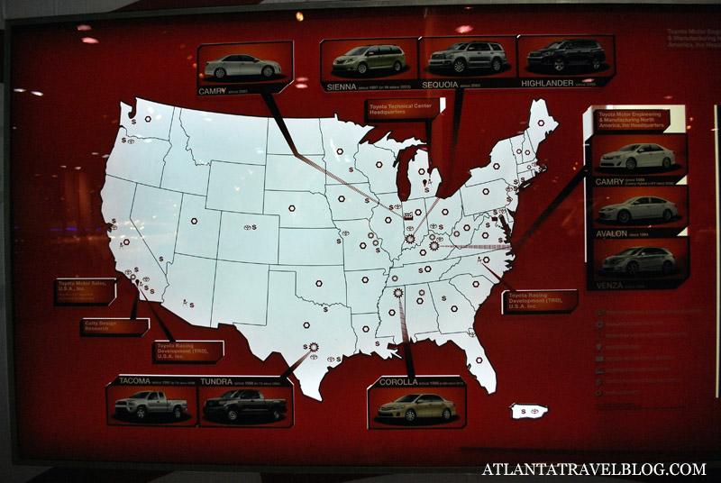 Atlanta Auto Show 2013
