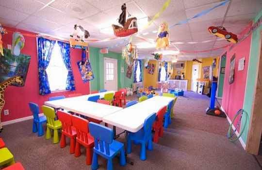 Como decorar un salon de clases para ni os cristianos imagui - Como amueblar un salon ...