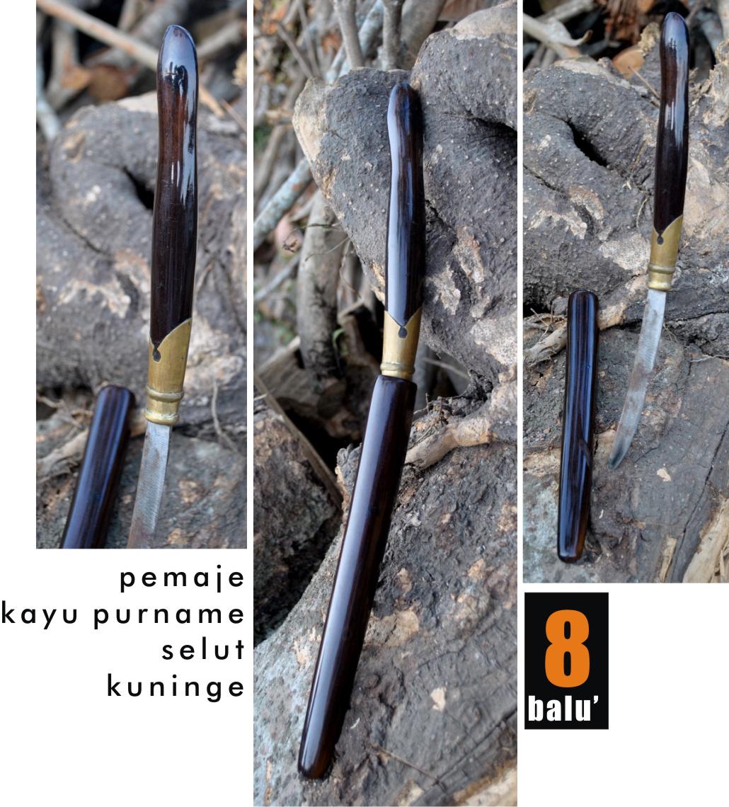 pemaje selep kayu purname selut kuninge - pemaje asli Lombok, barang antik lombok