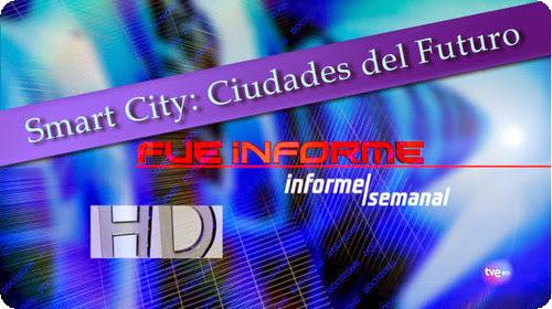 Smart City: Ciudades del futuro (Fue Informe) [SATRip 720p][Espa�ol][2012]