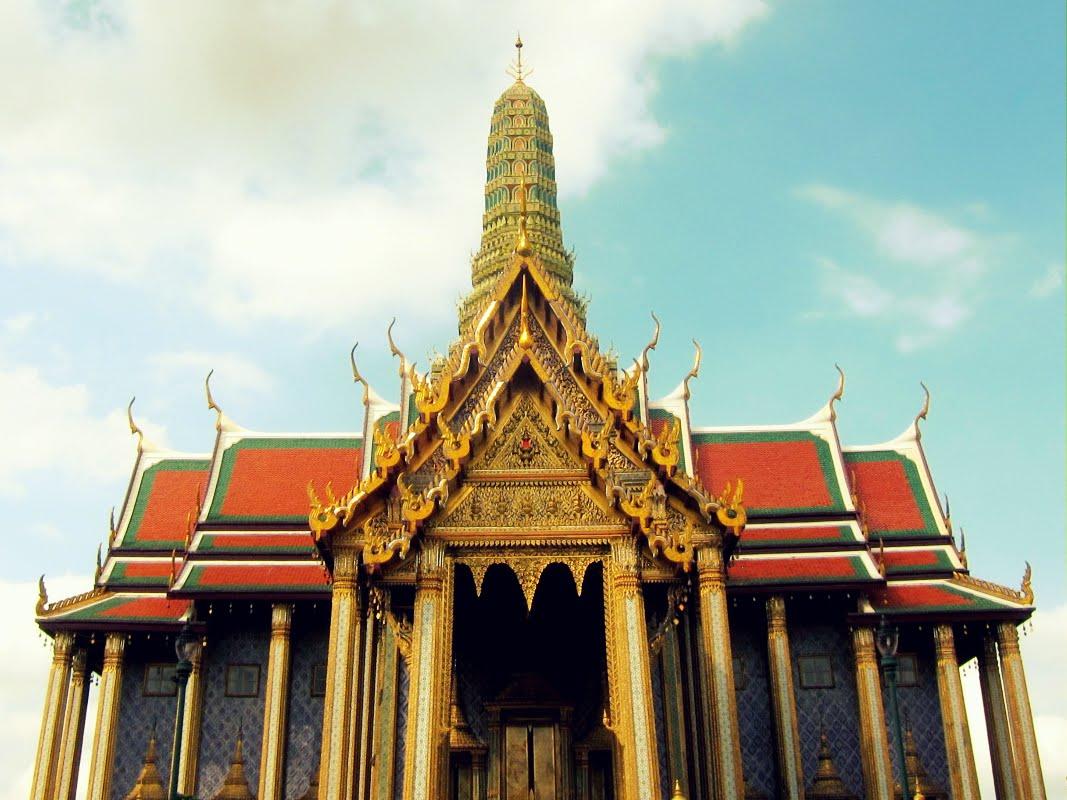Thai Grand Palace complex