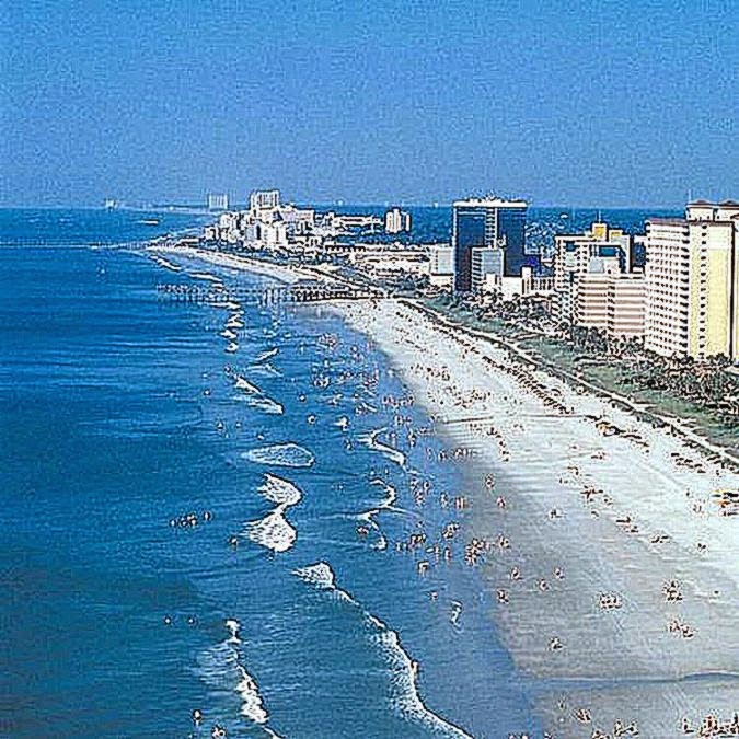 SC Grand Strand Guide to Myrtle Beach South Carolina Grand Strand