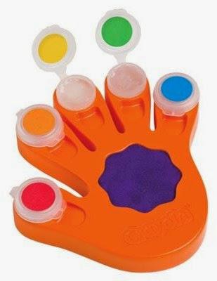 Thiết kế sinh động và đáng yêu như một bàn tay