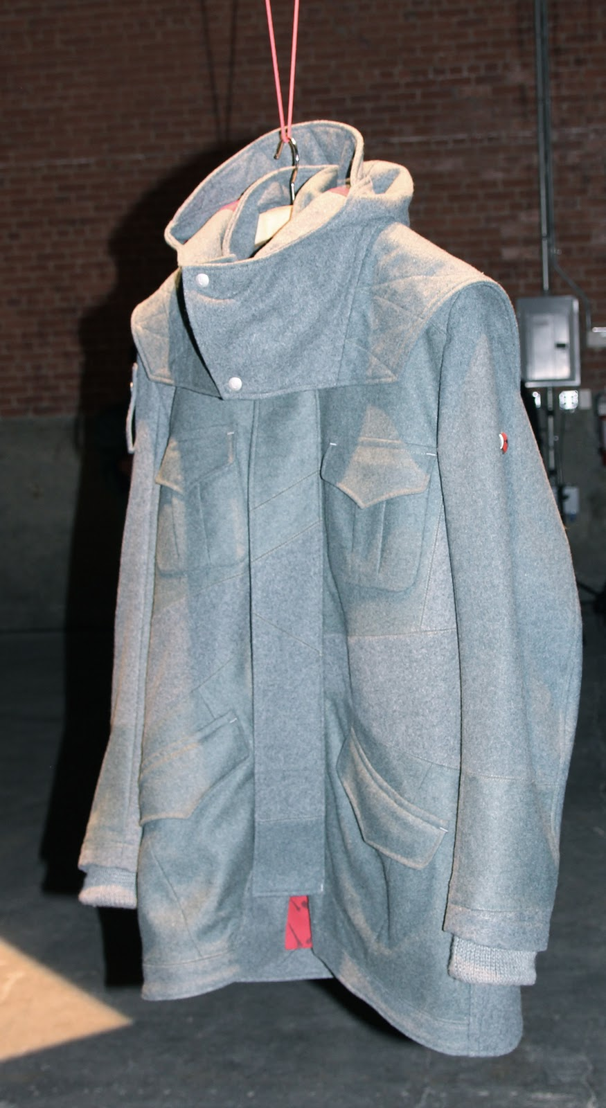 Christopher Raeburn Capsule Collection Victorinox Fall 2011