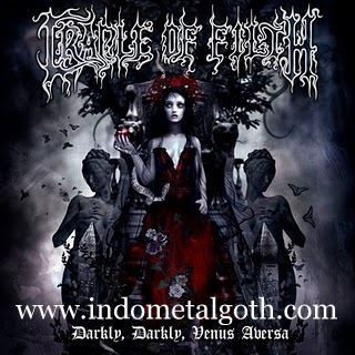 Lyrics +  Mp3 : CRADLE OF FILTH - Darkly, Darkly, Venus Aversa (Free)