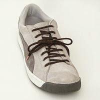 Метод шнуровки обуви для гонщиков