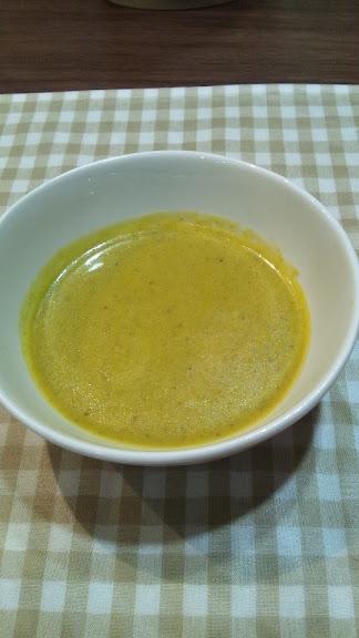 豆乳完璧スープ