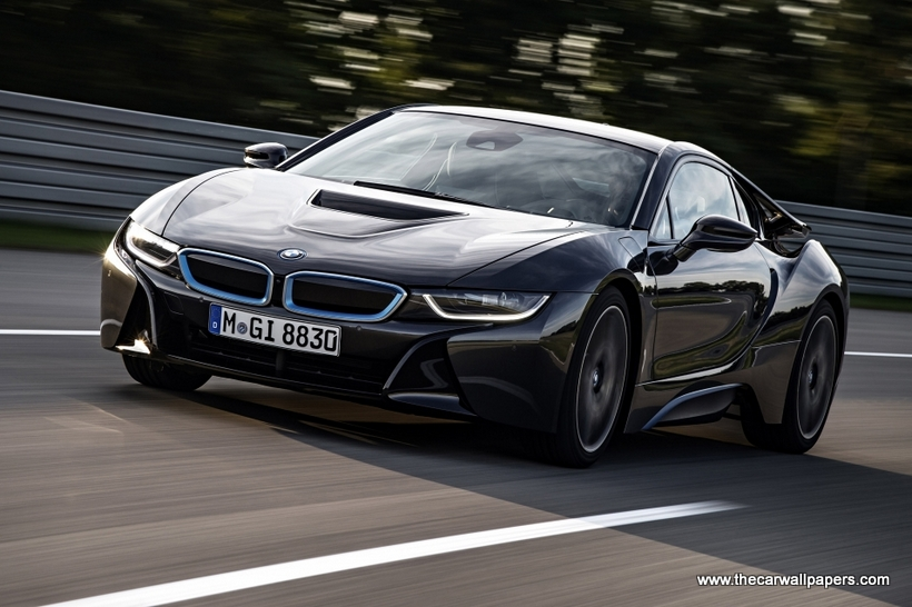 BMW i8 2014