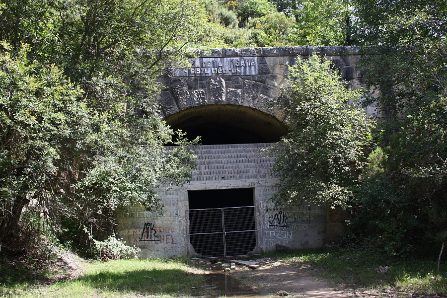 El túnel de La engaña 18