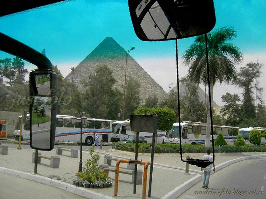 Чудеса света - Великие египетские пирамиды