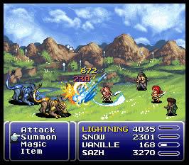 ffxiii Como seriam os games atuais em versões Java para celular
