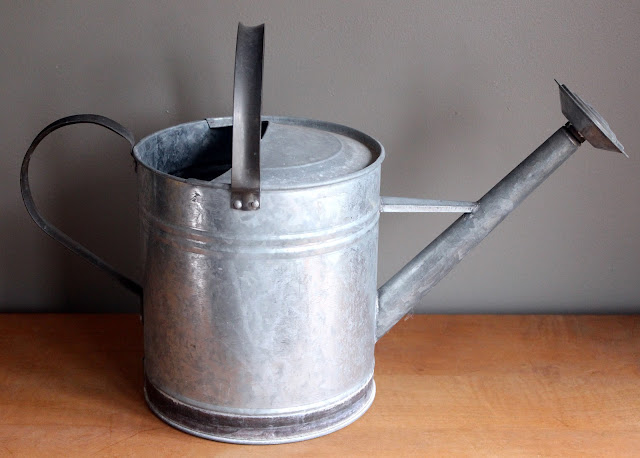 Watering can available for rent from www.momentarilyyours.com, $4.00.