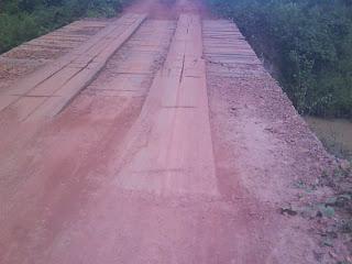 Pontes sem corre mão pode ter ajudado em acidente no rally em Gonçalves Dias