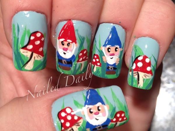 Day 242 - Garden Gnomes