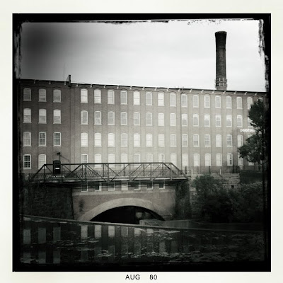 Factory in New Hampshire