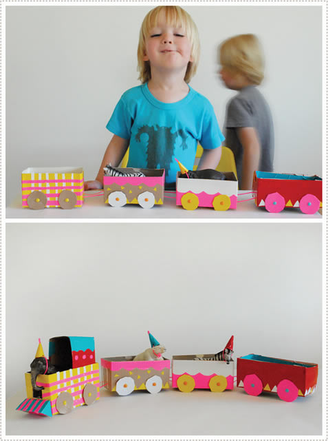 Ideia para o dia das criancas