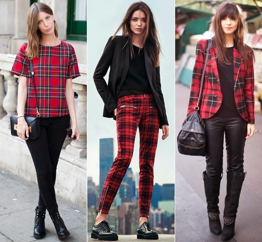 roupa xadrez