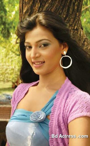 Bangladeshi Actress Barsha