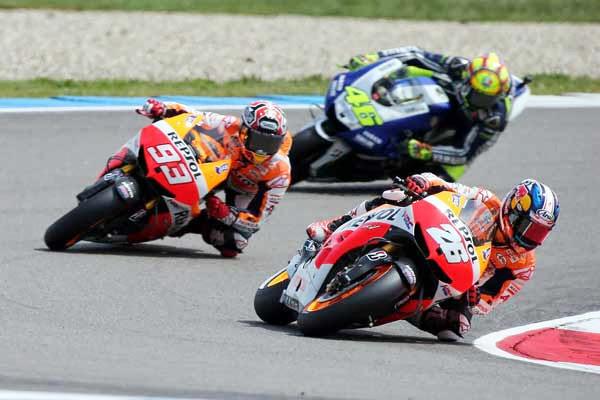 Motociclismo, GP de Alemania