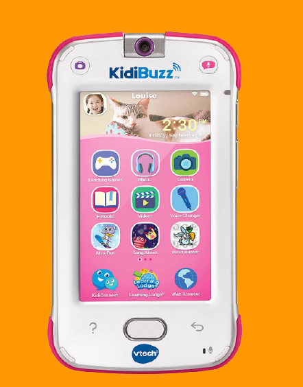 VTech KidiBuzz: Smartphone For Kids