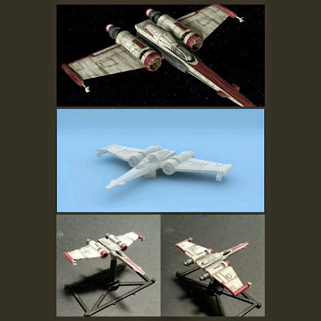 Zeta-95 Clon de Mel Miniatures