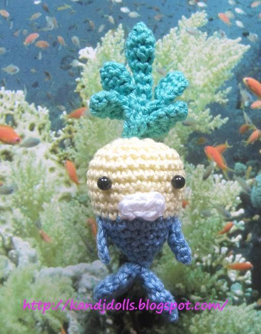Crochet Sea Life Amigurumi : 2000 Free Amigurumi Patterns: Free amigurumi pattern for ...