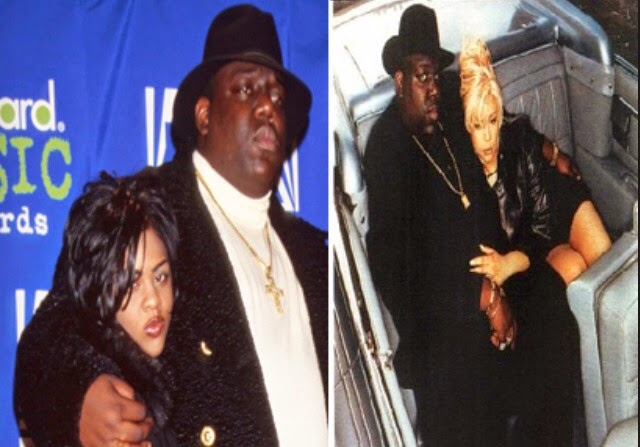 big and faith evans relationship